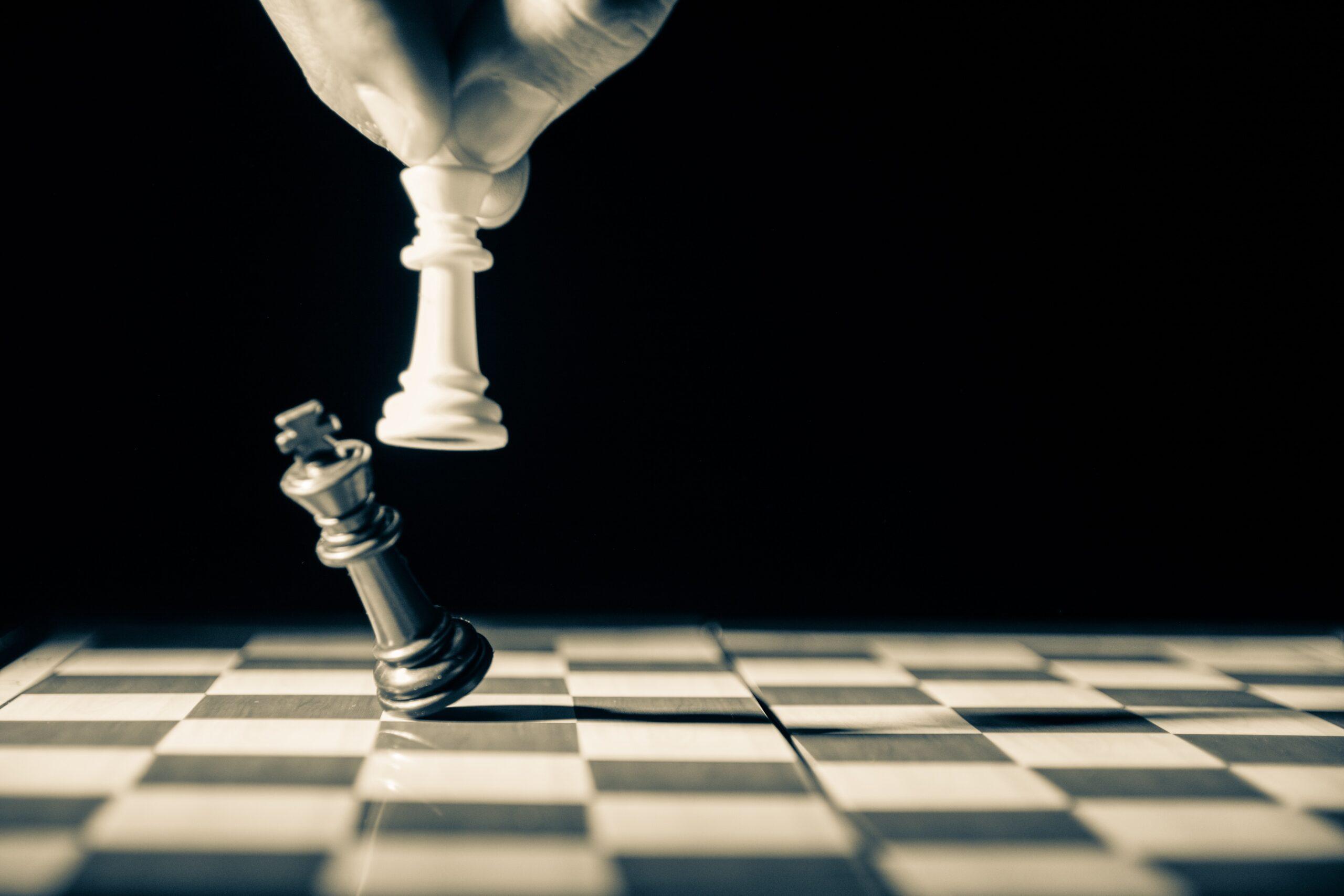 チェス_ライバルの画像