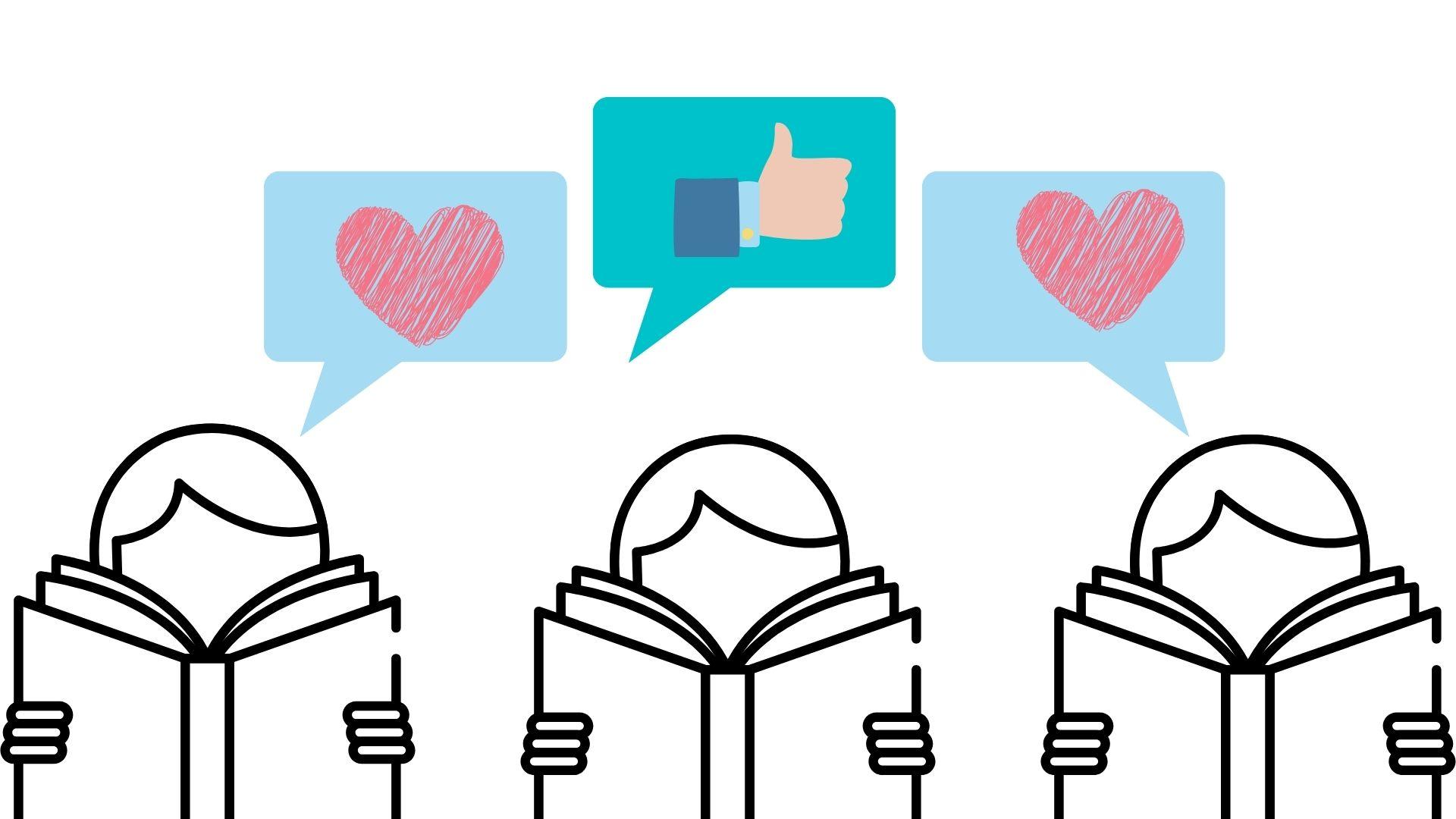 小説の感想やアドバイス